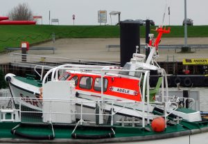 Tochterboot Adele