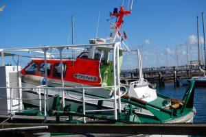 Tochterboot Caspar, 2015