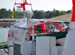 Tochterboot Ströper