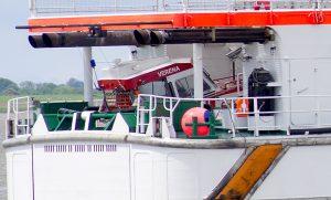Tochterboot Verena (ab 2012)