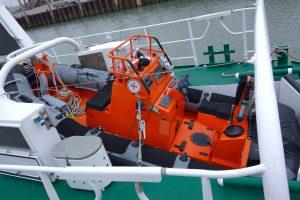 Tochterboot Novize, 2015