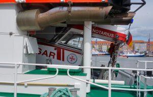 Tochterboot Notarius