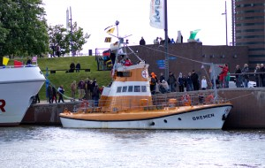 MRB Bremen, 150J DGzRS, Bremerhaven, 2015.