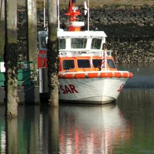 Seenotrettungsboot Casper Otten, Langeoog 2006
