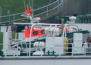 Tochterboot Emmi