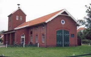 Ehemaliger Rettungsschuppen Langeoog