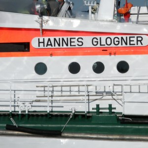 SRK Hannes Glogner in Hooksiel, 2009.