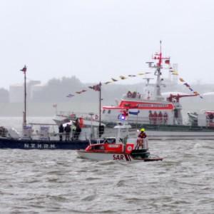 SRB Hecht + SRK Vormann Steffens,150J Parade, Bremerhaven.