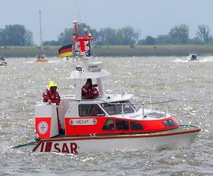 SRB Hecht, 150J Parade, Bremerhaven.