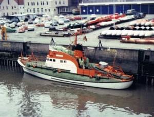H.H. Meier in den 1970ern