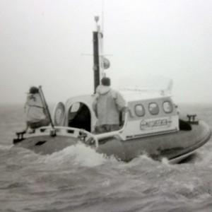 SRB Max Carstensen in Horumersiel, 1980er.