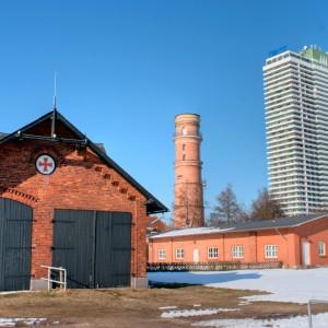 Ehemaliger Rettungsschuppen von Travemünde, 2013.