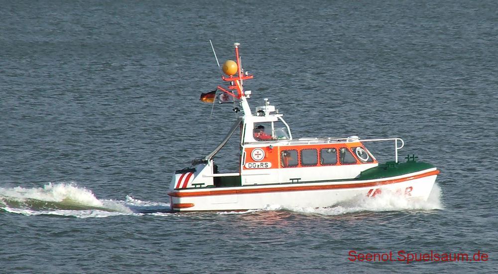 SRB Otto Behr unterwegs, 2006.