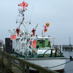 SRK Arkona in Warnemünde, 2007.