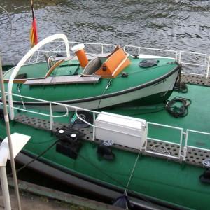SRK Hamburg Hafengeburtstag 2007 - Beiboot.