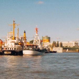 SRK Wilhelm Kaisen, Bremerhaven, 1980er.