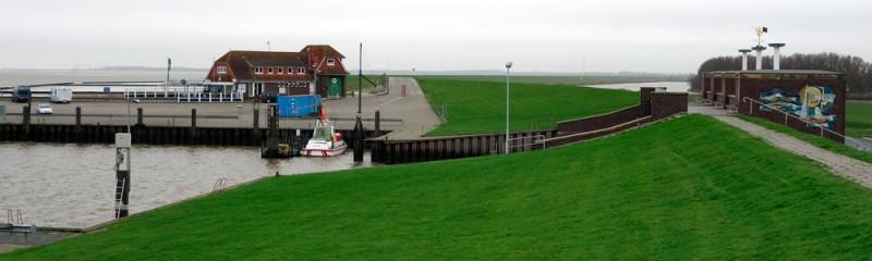 Station Horumersiel