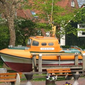 SRB Gesina auf Wangerooge, 2006.