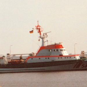 SRK Wilhelm Kaisen, Helgoland, 1980er.