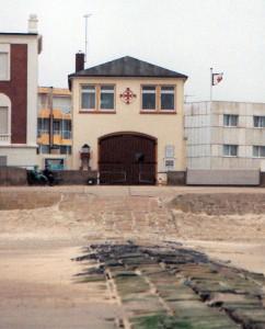 Ehemaliger Rettungsschuppen Norderney