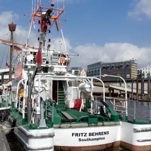 ex SRK Fritz Behrens, HH Hafengeburtstag 2013.