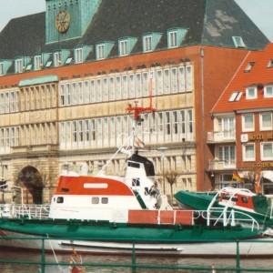SRK Georg Breusing, Ratsdelft Emden, 1997.