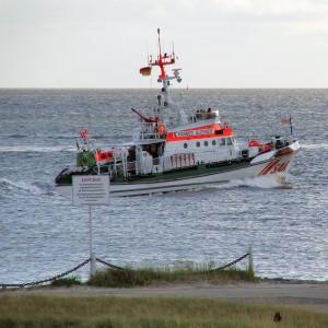 SRK Hannes Glogener, Norderney --> Norddeich 2005.
