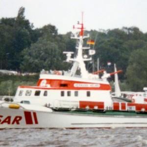 SRK Hermann Helms, Hamburg Sail '89.