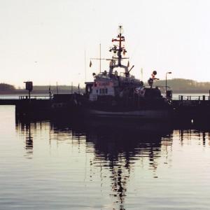 SRB Kaatje II u. SRK Nis Randers Maasholm - 1995.