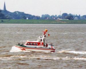 SRB Otto Behr, Weser, Bremerhaven