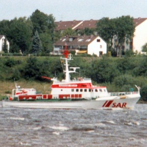 SRK Hermann Helms, Hamburg Sail '89.