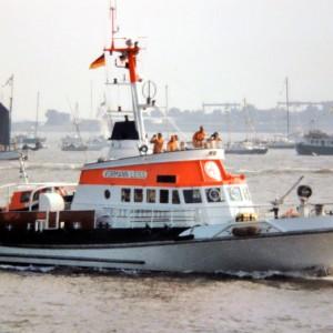 SRK Vormann Leiss, Begleitung Sail '95