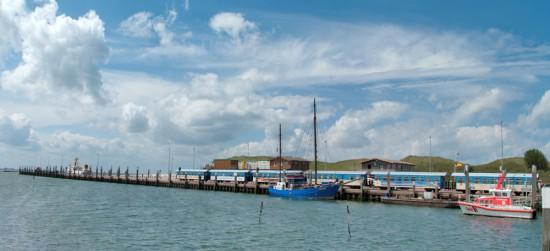 SRB Wilma Sikorski im Hafen Wangerooge 2012.