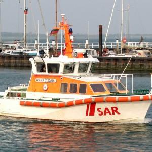 SRB Wilma Sikorski, in Fahrt 2006.