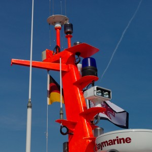 SRB Wilma Sikorski, open ship, 2010.
