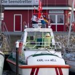 SRB Karl van Well, Damp 2015.