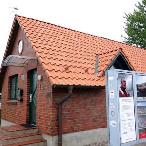 Station Langballigau, 2015.