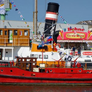 MRB Bremen Sail2015, Fischereihafen.