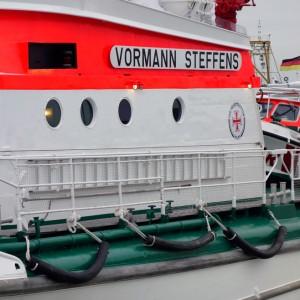 SRK Vormann Steffens, auf Station Hooksiel, 2015.